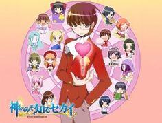 A Shonen Sunday revelou que a terceira temporada de The World God Only Knows (Kami nomi zo Shiru Sekai) vai estrear no Japão no Verão. Muito provavelmente em Julho pois o mangaka Tamiki Wakaki em conversa com