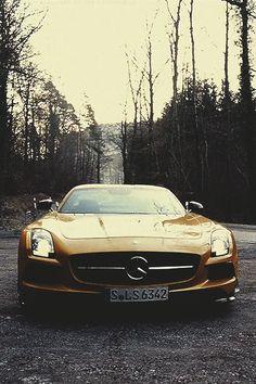 Mercedes Benz SLS AMG | Keep The Glamour ♡ ✤ LadyLuxury ✤