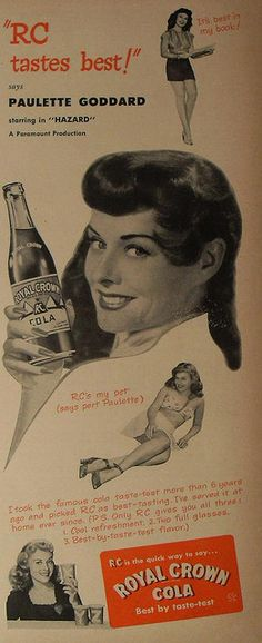 Lucille Ball and a blue plastic horse. Also: some friends hawking RC Cola Old Advertisements, Retro Advertising, Celebrity Advertising, Retro Ads, Vintage Ads, Vintage Images, Vintage Posters, Vintage Food, Coca Cola