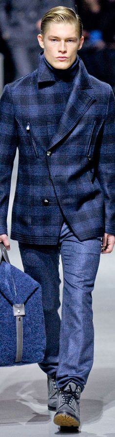 Corneliani Menswear Fall-Winter