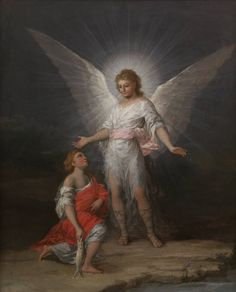 Goya - Tobias and the Angel