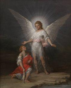 Goya - Tobias and the Angel