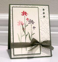Deb's Card Buffet: Art of Life