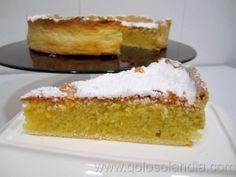Tarta de Santiago Fácil receta casera paso a paso.  http://www.golosolandia.com/2014/03/tarta-de-santiago.html