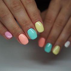 Cukiereczki na lato ! Stylizacja powstała z połączenia kolorków: 001, 003, 023, 073, 130  Jak Wam się podobają?☀️…
