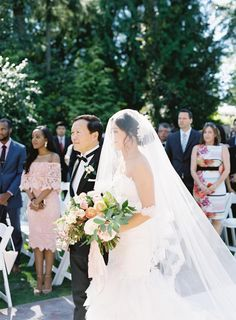 Our Jaws Dropped When We Saw This Thai-American Wedding American Wedding, When Us, Wedding Accessories, Compliments, Reception, Bridal Veils, Bride, Wedding Dresses, Pretty