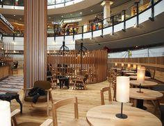 Oslo City Mall, Norway   Starbucks Coffee EMEA B.V. (Copyrighted)