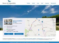 Vous souhaitez acheter un bien immobilier à Bourges ou dans ses environs ? Consulter nos nombreuses  annonces immobilières. (maison, appartement, terrain, immeuble ou local commercial). Local Commercial, Saint Chapelle, Bourges, Loire, Location, Photos, Urban Renewal, Real Estate Ads, House