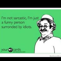 I take it this is your ecard Acie!!!
