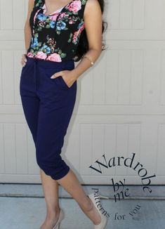 Urban Sweatpants PDF sewing pattern is a comfortable and flattering pair of  classic sweatpants or shorts. VerkkaritHousutAulaHoikka 0640a7b04a