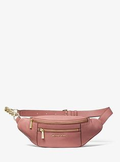 895a6c5001524 MICHAEL Michael Kors Medium Leather Belt Bag