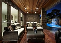 Burbank Homes - Havencrest 3900 Outdoor Living