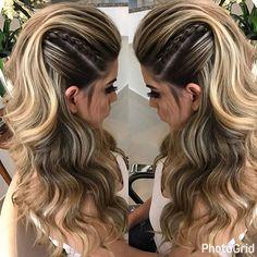 Boa noite #equipejanainamendes #hair #hairstyle #instahair #hairstyles #haircolour #haircolor #hairdye #hairdo #haircut #longhairdontcare #braid #fashion #instafashion #straighthair #longhair #style #straight #curly #black #brown #blonde #brunette #hairoftheday #hairideas #braidideas #perfectcurls #hairfashion #hairofinstagram #coolhair