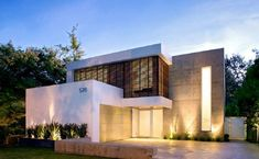 Modern Houses In The World Home Decoration: Simple Modern House Designs Facade Minimalist Best Picture 01