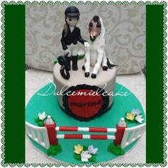 Tarta Hipica!!! Facebook dulcemielcake Dulcemielcake.blogspot.com