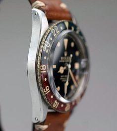 vintage Roly. Rolex GMT Master 6542