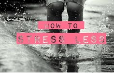 How to stress less Stress is no good. It isn't good for your body, it isn't good for your emotions, and it sure isn't pleasant for the people around you either! When you are stressed, your quality of life is not high and you just aren't a happy camper! Here is how to stress less so that you can be a happier, health...  Read More at http://www.chelseacrockett.com/wp/teentalk/how-to-stress-less/.  Tags: #ActsOfService, #Dance, #DanceItOut, #DealWithStress, #DoSomet