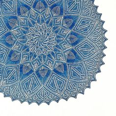 Mystic Supernova by Anna Dalvi, knitted by lifeiscozy | malabrigo Silkpaca in Tuareg