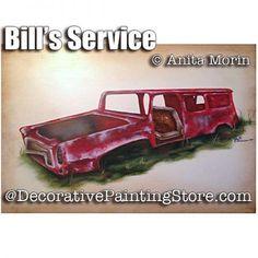 Bills Service ePattern - Anita Morin - PDF DOWNLOAD