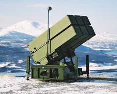 NASAMS (Norwegian Advanced Surface to Air Missile System)