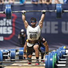 CrossFit - Rich Froning