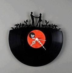 Arte en discos LP #arte #creatividad