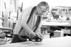 Masters at work. An insight into how it's made. Bespoke Furniture, Furniture Design, Masters, Insight, Workshop, Home Appliances, Interior Design, Handmade, Inspiration