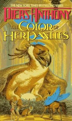 The Color of Her Panties (1992)  (Book 15 in the Xanth series)  A novel by Piers Anthony