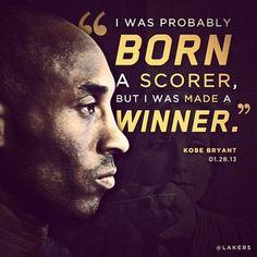 Kobe Bryant. Los Angeles Lakers.