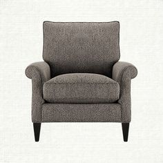 Carina Upholstered Chair in Magnolia Fog