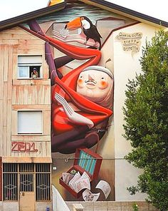 """Cool Street Art Idea; shared by Aragon Entertainment http://www.aragonent.com/ """"We Discover Talented Artists"""""""