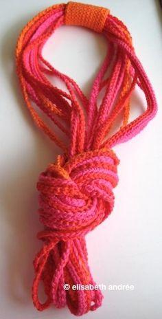 crochet jewelry - about crochet