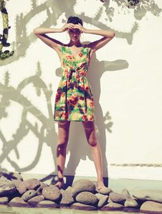 We'll be saying 'aloha' to print once the sun starts shining round the clock.