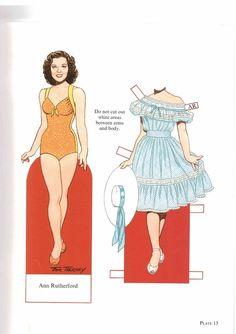 Очаровательные девушки Второй мировой войны (Tom Tierney)