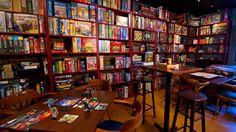 old cafes around the world | Board Game Cafés Around the World, Part 4 | GameHäus Cafe