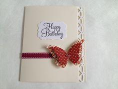 A simple Birthday card