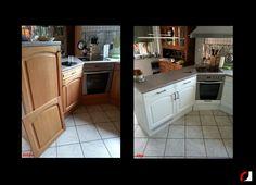 Keukenkastjes Wit Schilderen : Keuken schilderen vindy