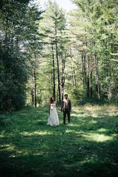 foresty wedding venue and eclectic bride and groom captured by Hopskoch Photography http://www.hopskochphotography.com/