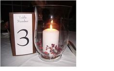 Use Michael's or Hobby Lobby 40 percent off coupons and Ikea for these centerpieces.