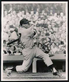 Mickey Mantle, New York Yankees
