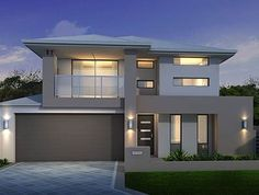 Great Living Homes - Introducing a stunning two storey homes that caters for any family, luxury 2 storey design to suits your lifestyle.