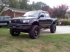 2004 toyota tacoma 4x4 lifted - Google Search Custom Toyota Tacoma, 2004 Toyota Tacoma, Tacoma Trd, Jacked Up Trucks, Pickup Trucks, Toyota Double Cab, Future Trucks, Toyota Trucks, Jeep Wrangler Unlimited