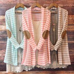 Emily Hacci Cardigan. Perfect Spring cardi. Spring fashion. Spring styles.