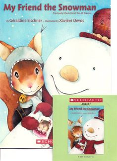 My Friend the Snowman Book and Audio CD Set (Friends « Library User Group