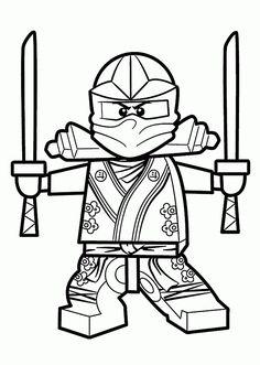 Top 20 Free Printable Ninja Coloring Pages Online   Box, Printing ...