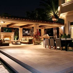 Gorgeous outdoor living space! ~ Patio Bar Ideas Design, Pictures, Remodel, Decor and Ideas - page 78