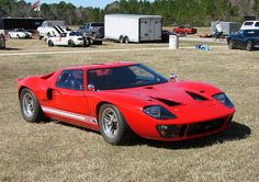 Factory Five Ford GT 40 Kit Car