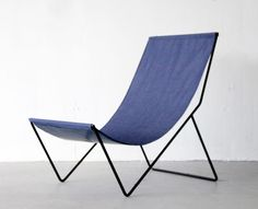 Current Obsessions: Design Fest: Remodelista chair by Kyle Garner for his Sit and Read line