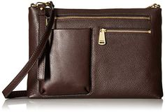 Fossil Piper Mini Crossbody Cordovan * You can get more details by clicking on the image.