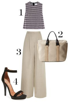 The Wide-Leg Trousers with Swagger